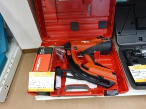 HILTI ガスネイラー GX120
