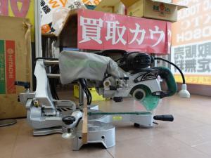 HITACHI スライド丸ノコ C7RSH