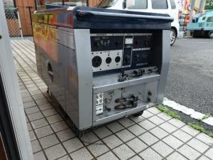 ホンダ 発電機 EX-4.5D HONDA