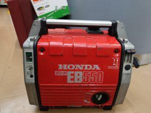 ホンダ デンタ EB550 発電機