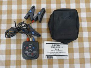 HIOKA 3129 検相器