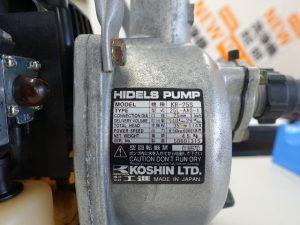 KOSHIN 工進 KR-25S HIDELS PUMP