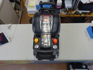 MAX 高圧エアコンプレッサー AK-HH1250EⅡ