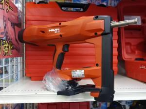 HILTI バッテリー式鋲打機 BX 3-ME 充電式ロータリーハンマードリル TE 4-A22