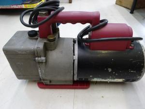 ROBINAIR 空調工具 ロビネア 真空ポンプツーステージポンプ15602