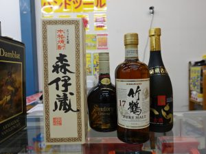 森伊蔵 プレミアム焼酎 竹鶴 サントリーリザーブ 秘蔵古酒くら
