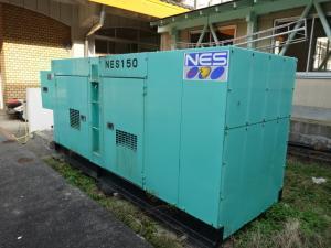 AIR MAN 発電機 NES400 NES150