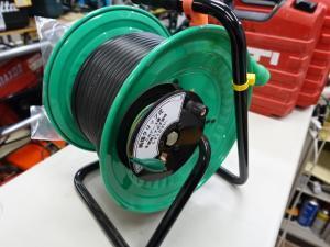 日動工業 金属センサードラム ドラム 30m 電工ドラム KS-EK34 屋内型 KS-EK34