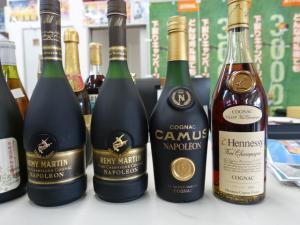 ヘネシー VSOP カミュ― ナポレオン レミーマルタン 長老 ワイン