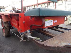 ホンダ 耕運機 F50 トレーラー