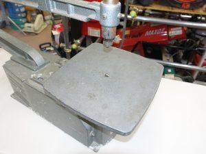 旭工機 フリーアーム式 スーパー万能糸鋸盤 AF-3