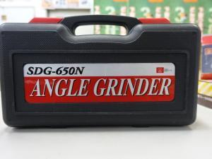 FUJIWARA産業☆アングルグラインダーセット☆SDG-650N☆H13