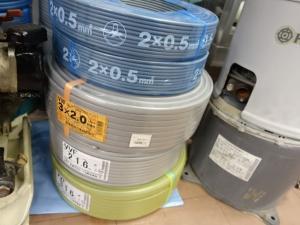 VVF ケーブル 2X1.6 2X2.0 3X1.6 3X2.0 2X0.5