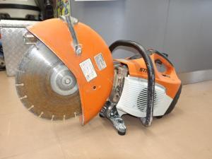 STIHL スチール エンジンカッター TS420