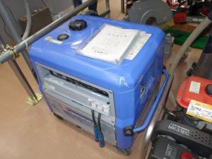 デンヨー ガソリンエンジン 発電機 溶接機 GAW-185ES2