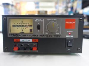 DIAMOND ダイヤモンド 安定化電源 GS-400V