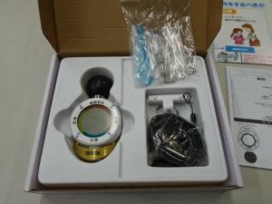岡山店です。 岡山市のお客様から、熱中症対策 黒球式WBGT計 熱中アラーム TT-562STを、買取りさせて頂きました。
