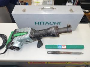 岡山店です。 岡山市のお客様から、日立工機 30mm六角軸 電気ハンマ ハツリ H65SB2を、買取りさせて頂きました。