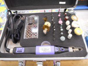岡山店です。 岡山市のお客様から、RELIFE アートルーターセット 80002を買取りさせて頂きました。