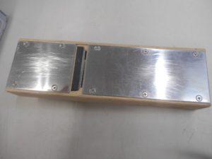 岡山店です。 岡山市のお客様から、超仕上替刃式鉋 越翁 重弘作 小鉋48mm〔デコラ鉋〕を買取りさせて頂きました。