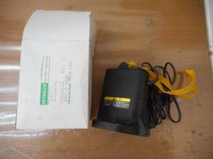岡山店です。 岡山市のお客様から、松下電工 工事用充電ライトEZ3794 ACアダプター付きを買取りさせて頂きました。