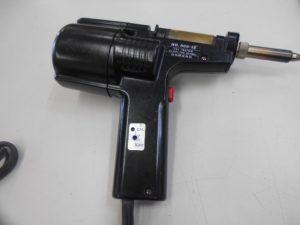 岡山店です。 岡山市のお客様から、はんだ除去器 NO808-12 AC100V-70Wを買取りさせて頂きました。
