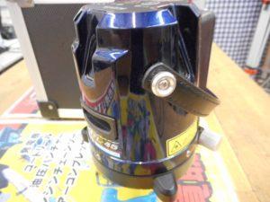 岡山店です。 岡山市のお客様から、中古美品 ムラテックKDS 測量 レーザー墨出器 スーパーレイ ATL-45を買取りさせて頂きました。