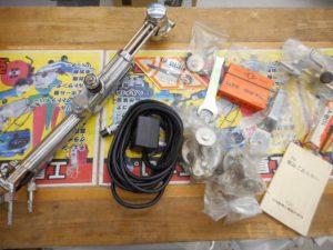 岡山店です。 岡山市のお客様から、小池酸素 ハンディーオート 自動切断機 ガス切断機を買取りさせて頂きました。