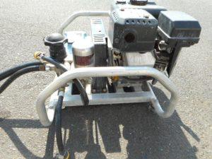 岡山店です。 岡山市のお客様から、丸山 噴霧器 MS331EA 田んぼ 工事用 エンジン 大型 吸い上げ 中古品を買取りさせて頂きました。