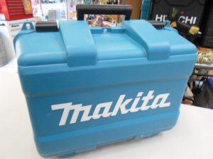 岡山店です。 岡山市のお客様から、マキタ 165mm 18V充電式マルノコ HS630DRFX 青 丸のこケースのみを買取りさせて頂きました。