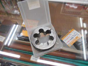 岡山店です。 岡山市のお客様から、ヤマワ YAMAWA ダイス 調整式 M30X30 AR-D Ⅱを買取りさせて頂きました。