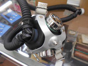 岡山店です。 岡山市のお客様から、重松 送気マスク 面体 BR-2 腰バンド AL-2NW セットを買取りさせて頂きました。