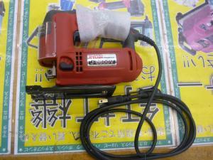 津山店です。 津山市のお客様から、RYOBIリョービ J6500V ジグソーを、買取らせて頂きました。