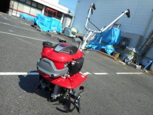 津山店です。 津山市のお客様から、ホンダ 耕運機 管理機 FG201 プチなを、買取らせて頂きました。