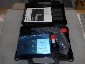 岡山店です。 岡山市のお客様から、今人気です! パナソニック スティックインパクトドライバー EZ7521LA25 黒 未使用品を、買取りさせて頂きました。