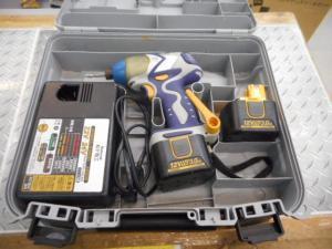 岡山店です。 岡山市のお客様から、ナショナル 充電 インパクトドライバー EZ7200NKN-A 12V 中古品を、買取りさせて頂きました。