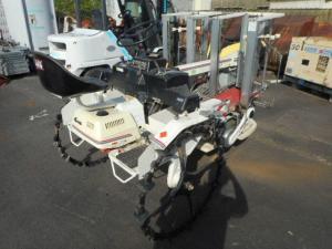 津山店です。 津山市のお客様から、みのる 田植機 LRM4 田んぼ 稲 苗 農業 三輪 中古品を、買取らせて頂きました。