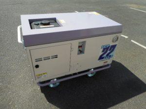岡山店です。 岡山市のお客様から、 SEIWA エンジンコンプレッサー CP22GLS 軽量 小型 エアー 中古美品を、買取りさせて頂きました。