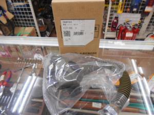 岡山店です。 岡山市のお客様から、特価! 重松 呼吸器用面体 K2P-BW 防毒 安全 未使用品 を、買取りさせて頂きました。