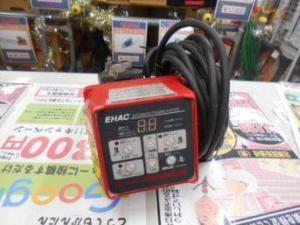 岡山店です。 岡山市のお客様から、レア商品! コンセック コアドリル自走機 EHAC-80A 中古品 を、買取りさせて頂きました。
