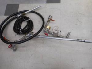アクア エアプレッシャー ドラムポンプ APD-25G 特殊 工具 中古品