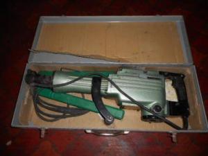 日立  ヒタチ  H65SA  大型  電動ハンマー  ハツリ  100V 大型 中古品