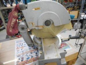 マキタ  丸のこ  LS1500 卓上 大型 角度調整 中古品