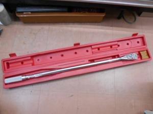 スナップオン 大型トルクレンチ QD4RN800 美品 中古品