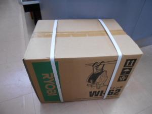 人気商品! リョービ 小型ウィンチ WI62 荷重60kg 揚程31m 未開封 未使用品