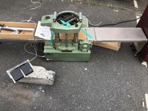 日立工機 PF60F2 ベビー 超仕上げ かんな盤 稼動品