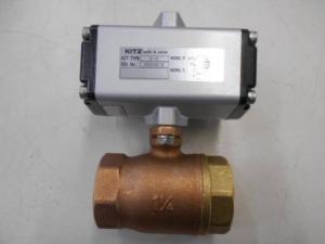 水道工事用 KITZ バルブ C-2 配管 未使用品