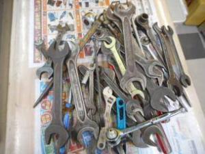 ハンドツール 有名メーカー 色々 工具セット スパナ レンチ 中古品
