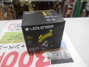 未開封! LEDLENSER レッドレンザー iH7RCRI ライト 未使用品