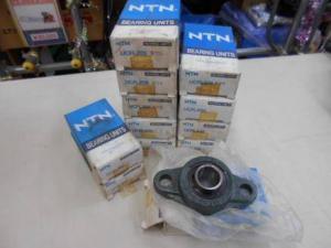 NTN ベアリングユニット UCFL202 UCFL205 12箱セット 未使用品